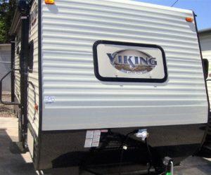 2018 Viking 17BH Ultra-Lite Travel Trailers
