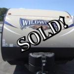 wildwood travel trailers