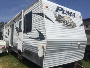 2011 Puma