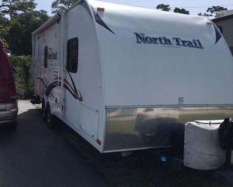 2012 North Trail FX23 Travel Trailer