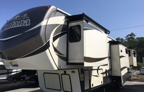 2016 Montana Fifth Wheel 3790RD